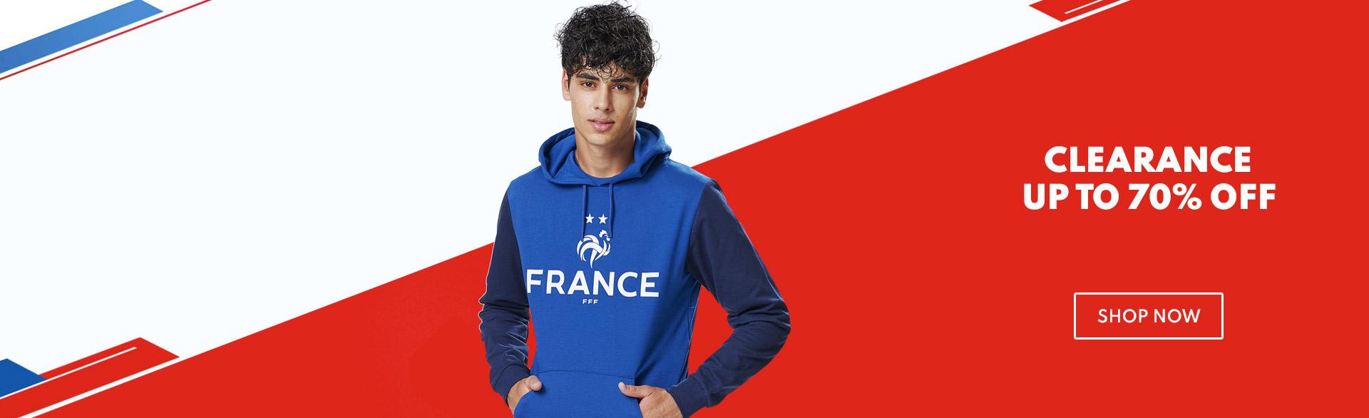 Trikot und Shorts Fu/ßballnationalmannschaft Frankreich Kinder 2 Sterne T-Shirt blau und wei/ße Shorts FEDERATION FRANCAISE DE FOOT FFF Gr/ö/ße 8 Jahre