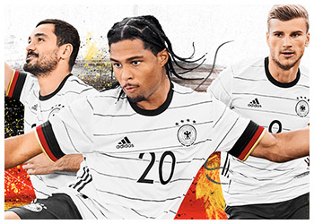 Collection Allemagne foot