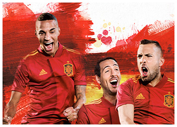 Collection Espagne foot