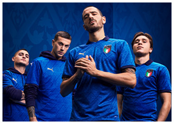Collection Italie foot