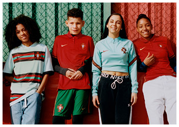 Collection Portugal foot