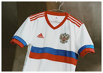Collection Russie foot