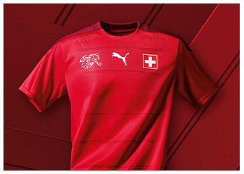 Collection Suisse foot