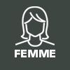 Pantalon training Femme