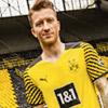 Maillots Dortmund 2021/2022