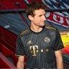 Maillots Bayern 2021/2022
