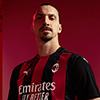 Maillot Milan AC
