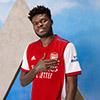 Maillots Arsenal 2021/2022