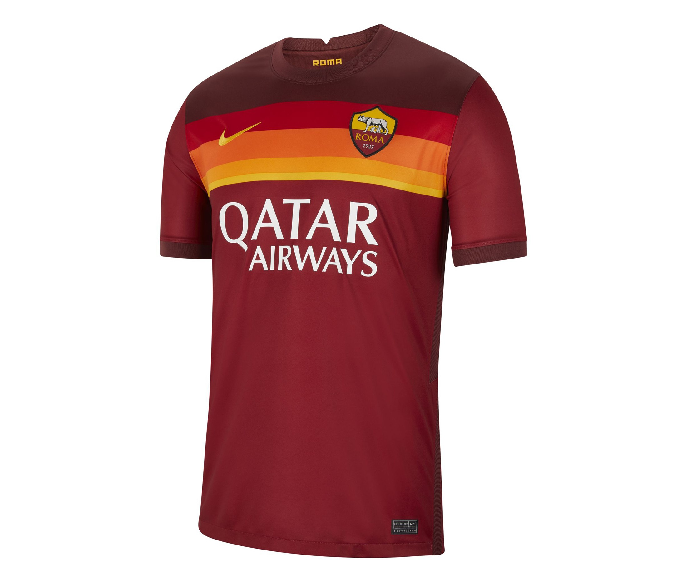 Maillot AS Roma Domicile 2020/2021 - 310370G | Footcenter