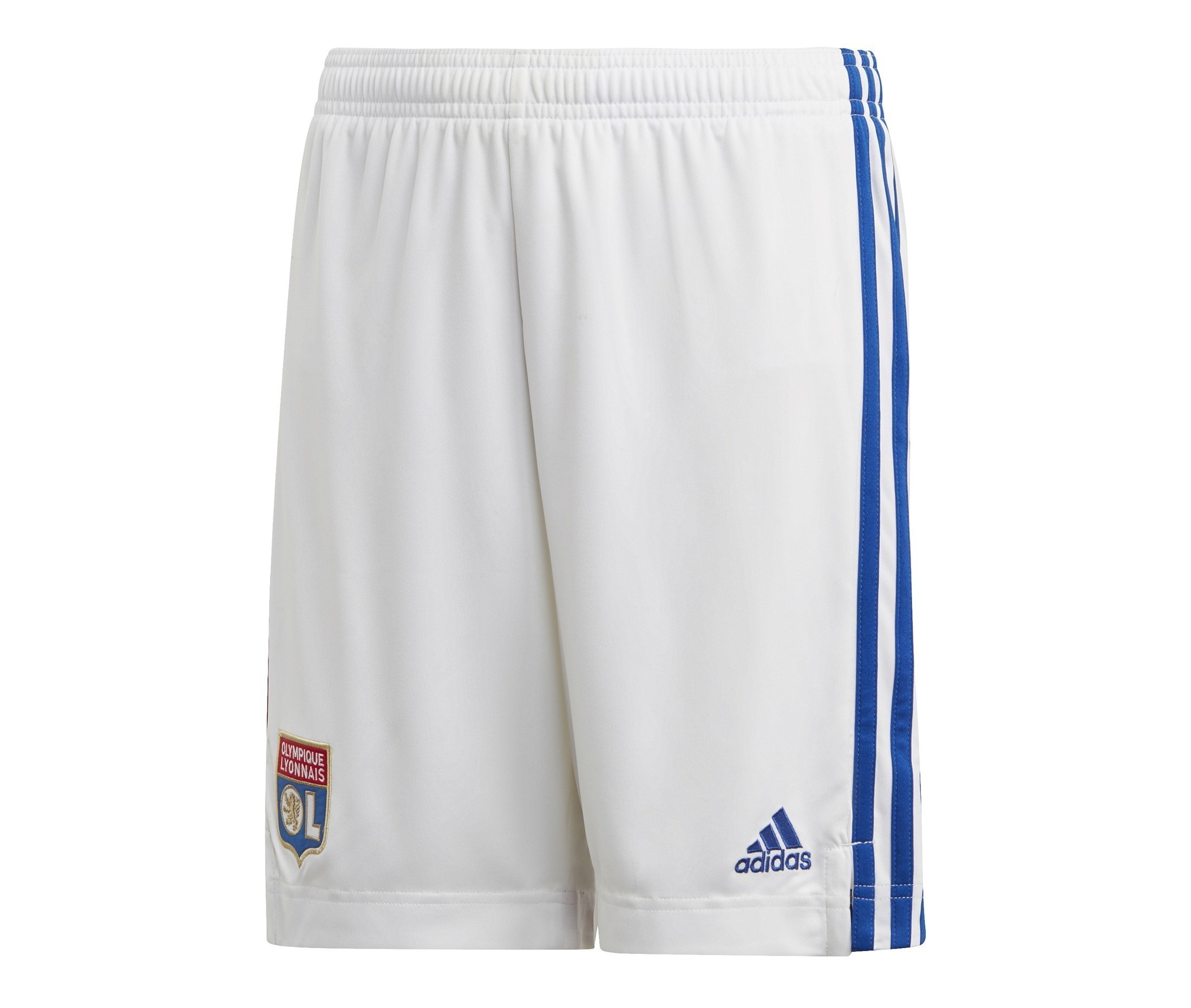 Olympique Lyonnais Short Training reflekt Bleu Adulte
