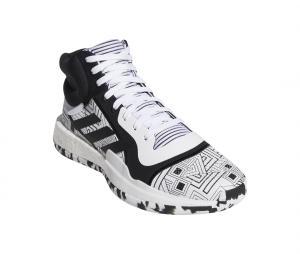 adidas Marquee Boost Blanc/Noir