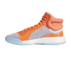 adidas Marquee Boost Orange