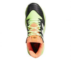adidas Harden Stepback Noir/Jaune/Orange
