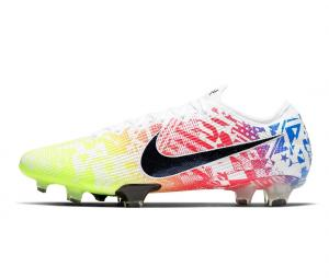 Nike Mercurial Vapor XIII Neymar Jogo Prismatico Elite FG Blanc