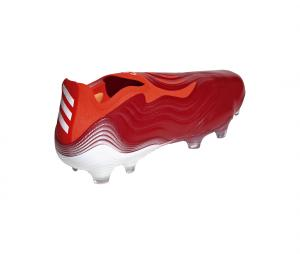 adidas Copa Sense + FG Rouge