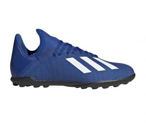 adidas X 19.3 TF Bleu Junior