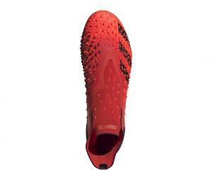 adidas Predator Freak + FG Rouge