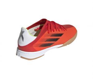 adidas X Speedflow 3 Rouge Indoor Junior