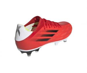 adidas X Speedflow 3 SG Rouge