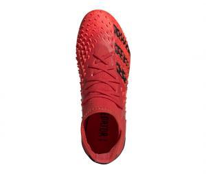 adidas Predator Freak 1 FG Rouge Junior