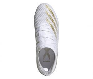 adidas X Ghosted 3 FG Blanc Junior