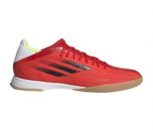 adidas X Speedflow 3 Rouge Indoor