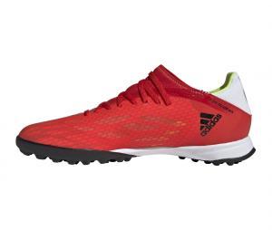 adidas X Speedflow 3 TF Rouge
