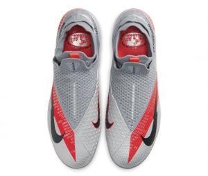 Nike Phantom Vision II Elite DF FG Gris