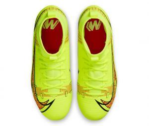 Nike Mercurial Superfly VIII Academy DF MG Jaune Junior