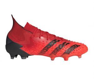 adidas Predator Freak 1 FG Rouge