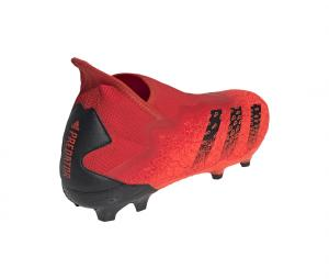 adidas Predator Freak 3 Laceless FG Rouge