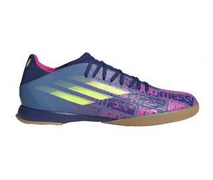 adidas X Speedflow Messi 3 Indoor Bleu