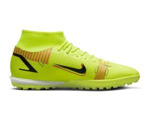 Nike Mercurial Superfly VIII Academy DF TF Jaune