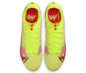Nike Mercurial Superfly VIII Elite DF AG Jaune