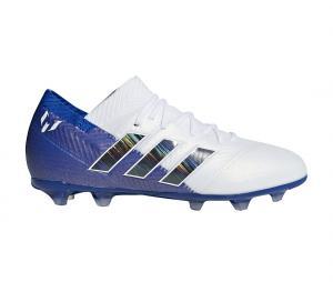 adidas Nemeziz Messi 18.1 FG Bleu/Blanc Junior