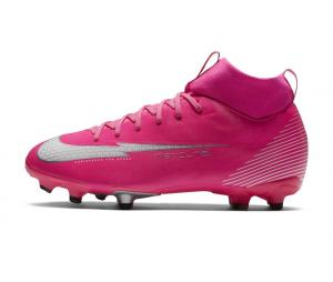 Nike Mercurial Superfly VII DF Academy Kylian Mbappé MG Rose Junior