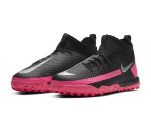 Nike Phantom GT Academy Dynamic Fit TF Noir Junior