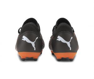 Puma 6.4 SG Noir/Orange Junior
