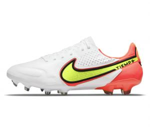 Nike Tiempo Legend IX Elite FG Blanc/Rouge