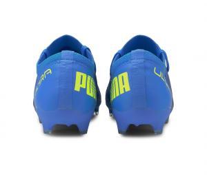 Puma Ultra 3.2 FG/AG Bleu Junior