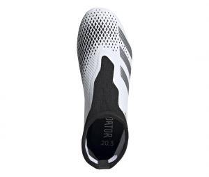 adidas Predator Mutator 20.3 LL FG Blanc