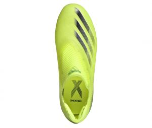adidas X Ghosted FG + Jaune Junior