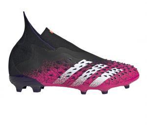 adidas Predator Freak + FG Noir/Rose Junior