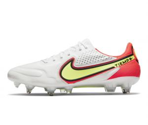 Nike Tiempo Legend IX Elite SG-PRO Anti-Clog Blanc/Rouge