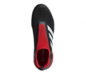 adidas Predator Tango 18 + IN Noir/Rouge