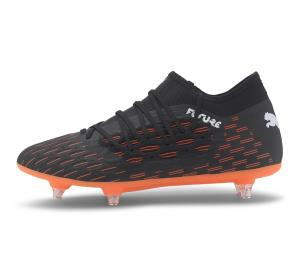 Puma Future 6.3 Netfit SG Noir/Orange