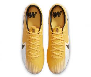 Nike Mercurial Vapor XIII Academy MG Jaune/Blanc
