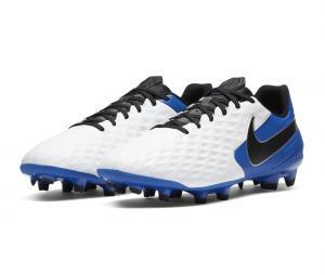 Nike Tiempo Legend VIII Academy MG Blanc/Bleu