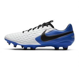 Nike Tiempo Legend VIII Pro FG Blanc/Bleu