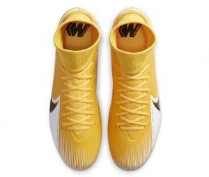 Nike Mercurial Superfly VII Academy SG-PRO Anti-Clog Jaune